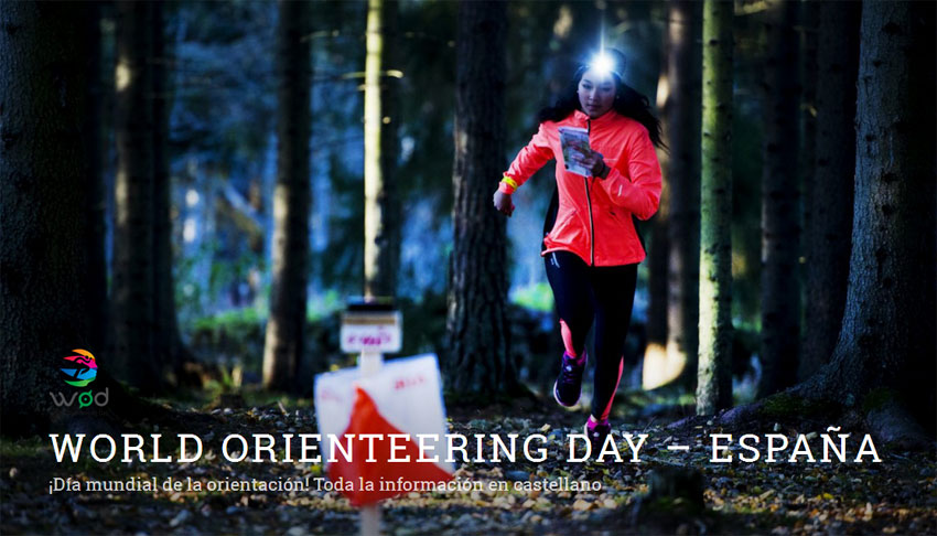 World Orienteering Day - España